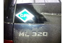 Montaj instalatie gpl Mercedes ML 320 Tomasetto
